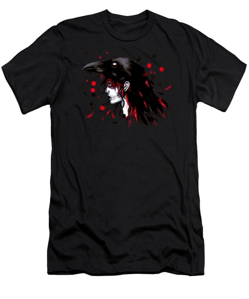 Savage At Heart  Men's T-Shirt (Athletic Fit)