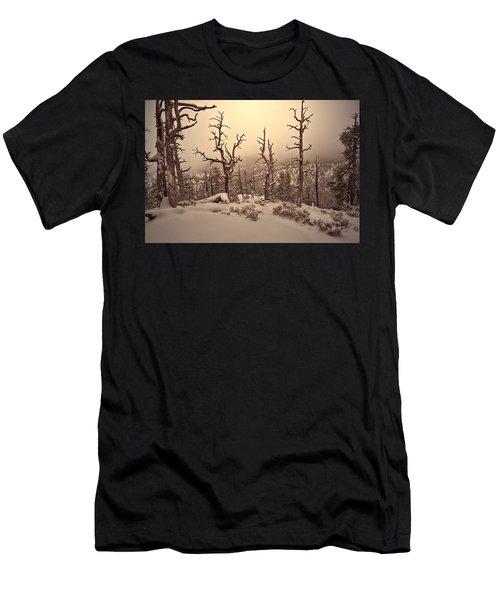 Saving You  Men's T-Shirt (Athletic Fit)
