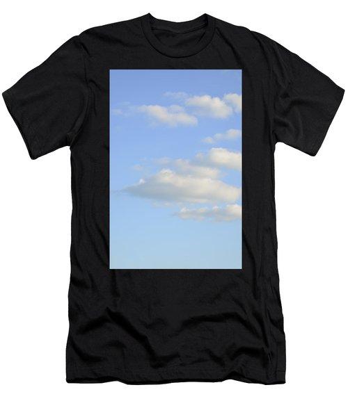 Say Vertical Men's T-Shirt (Athletic Fit)