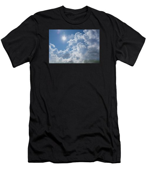 Sayers Homestead In The Clouds Men's T-Shirt (Athletic Fit)