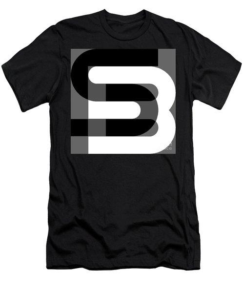 sb2 Men's T-Shirt (Athletic Fit)