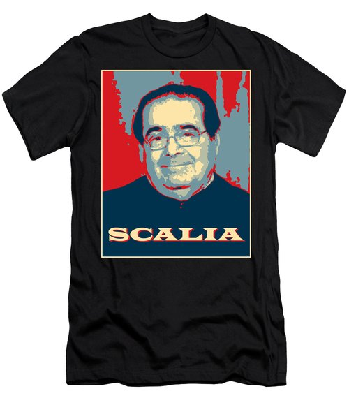 Scalia Men's T-Shirt (Athletic Fit)