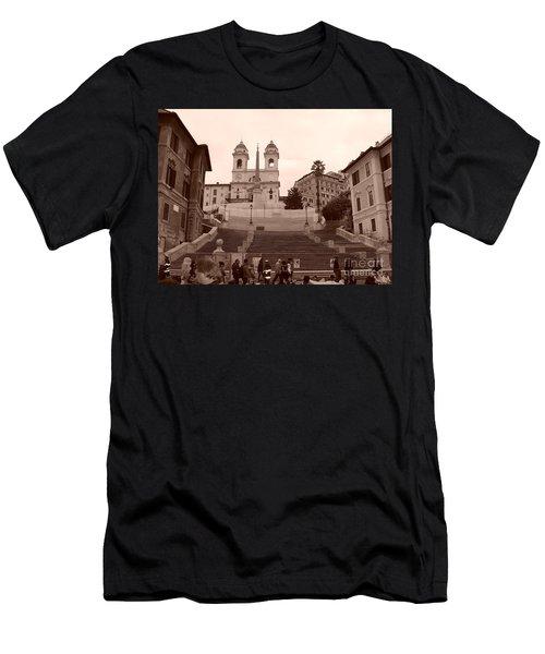 Scalinata Men's T-Shirt (Athletic Fit)