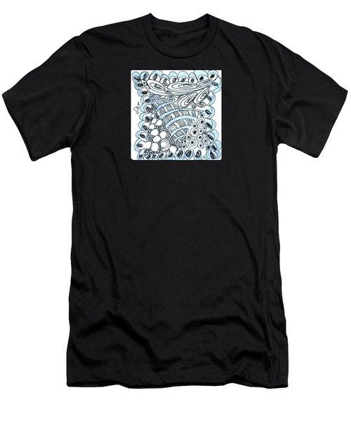 Scallops Men's T-Shirt (Athletic Fit)