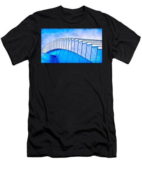 Scaped Glamour Men's T-Shirt (Athletic Fit)