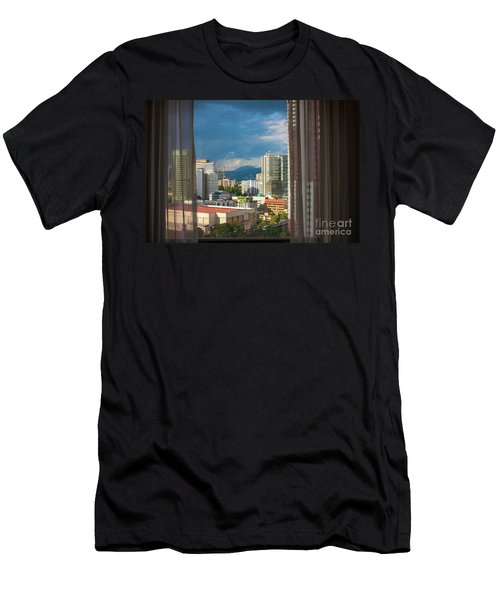 Scapes Of Our Lives #14 Men's T-Shirt (Athletic Fit)