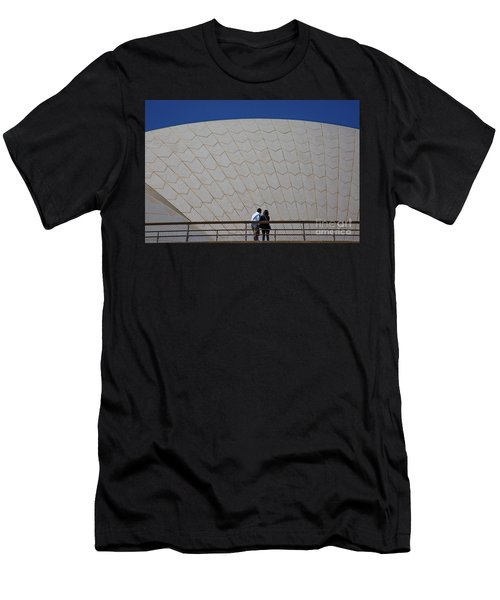Scapes Of Our Lives #21 Men's T-Shirt (Athletic Fit)