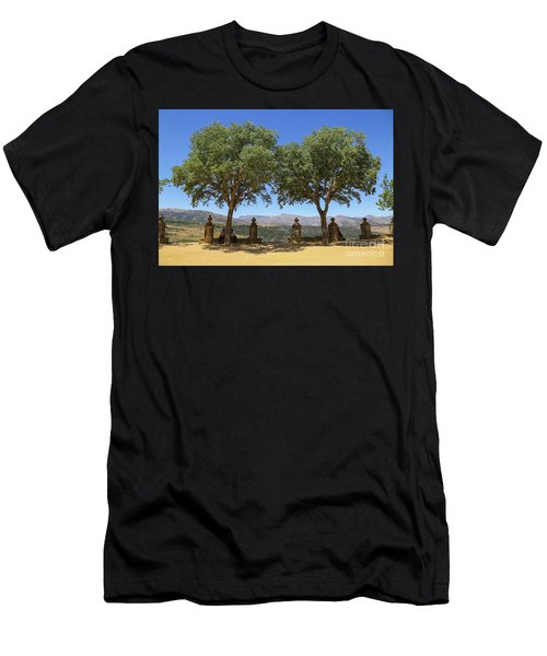 Scapes Of Our Lives #29 Men's T-Shirt (Athletic Fit)