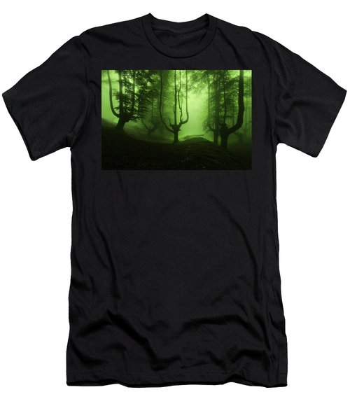 The Funeral Of Trees Men's T-Shirt (Athletic Fit)