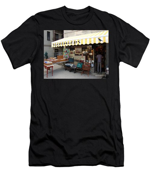 Scavengers Men's T-Shirt (Slim Fit) by Cole Thompson