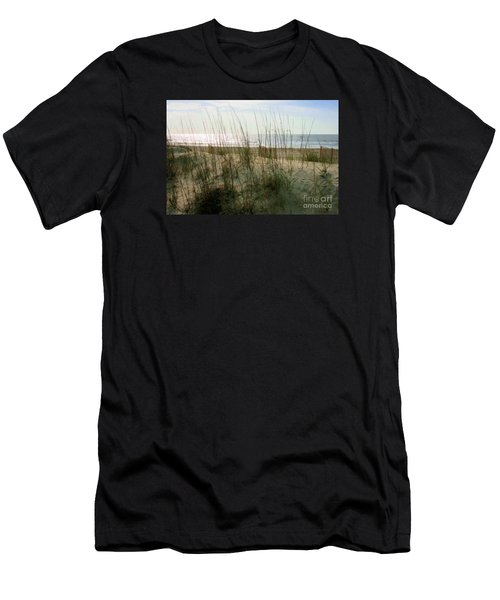 Scene From Hilton Head Island Men's T-Shirt (Athletic Fit)