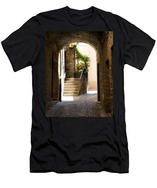 Scenic Archway Men's T-Shirt (Athletic Fit)