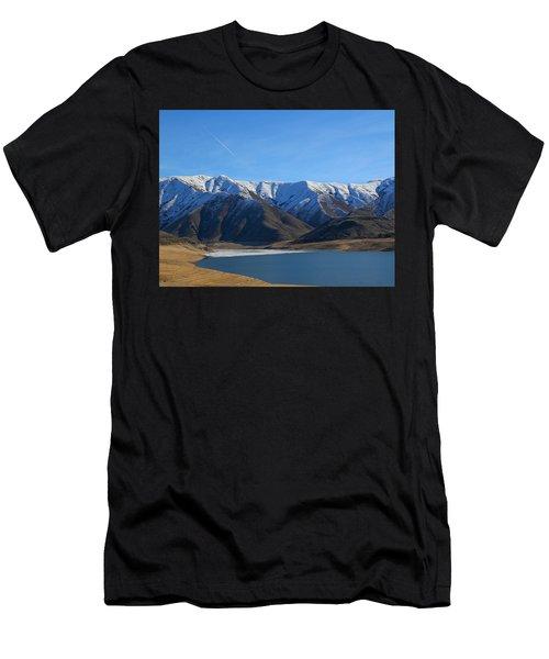 Scenic Idaho Men's T-Shirt (Athletic Fit)