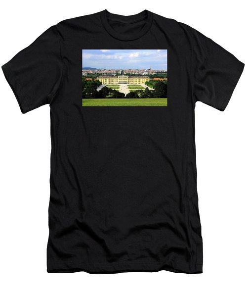 Schloss Schoenbrunn, Vienna Men's T-Shirt (Athletic Fit)