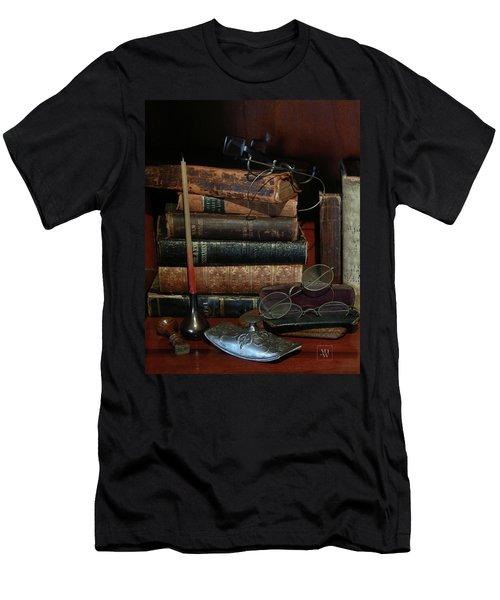 Scholar's Attic Men's T-Shirt (Athletic Fit)