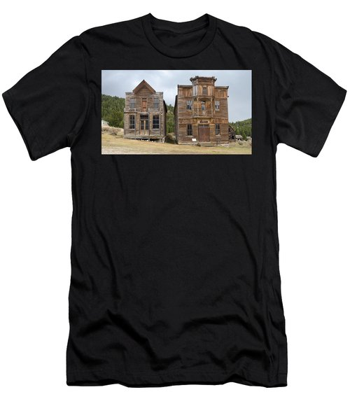 School And Dance Hall Men's T-Shirt (Athletic Fit)