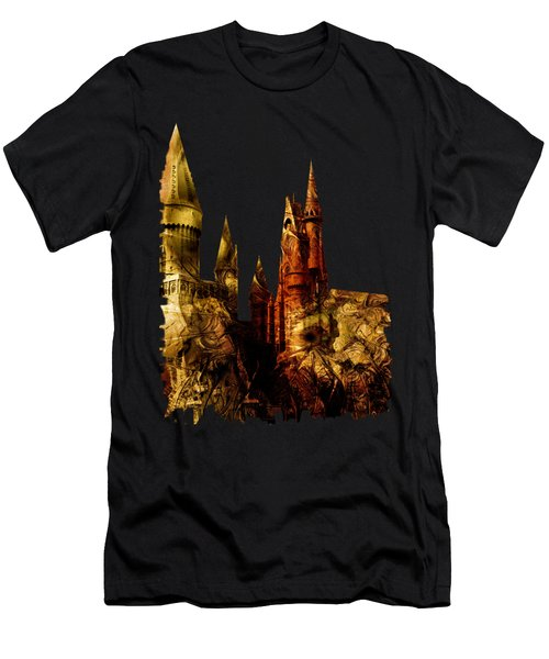 School Of Magic Men's T-Shirt (Athletic Fit)