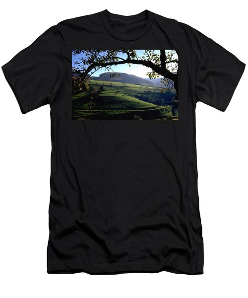Schwarzwald Men's T-Shirt (Athletic Fit)