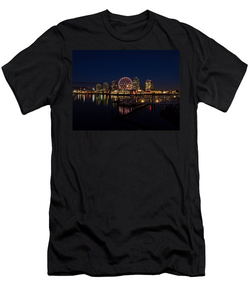 Science World Nocturnal Men's T-Shirt (Athletic Fit)