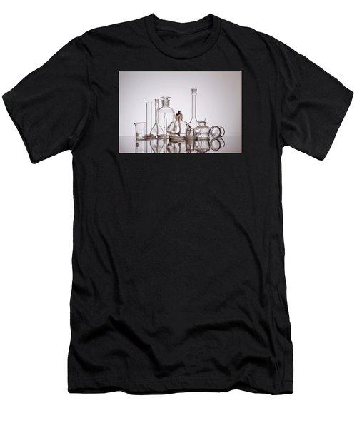 Scientific Glassware Men's T-Shirt (Athletic Fit)