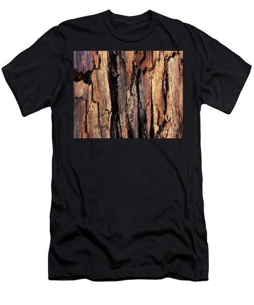 Scorched Timber Men's T-Shirt (Athletic Fit)