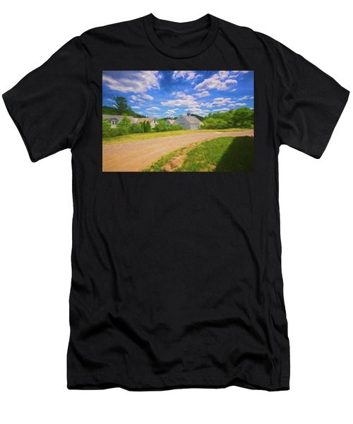 Scott Farm Vista Men's T-Shirt (Athletic Fit)