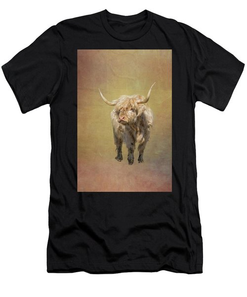 Scottish Highlander Men's T-Shirt (Athletic Fit)