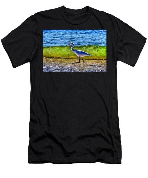 Scrambling Men's T-Shirt (Athletic Fit)