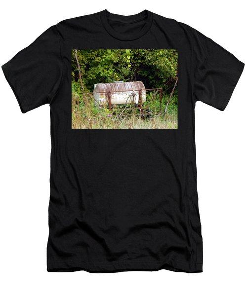 Scrapped Men's T-Shirt (Athletic Fit)