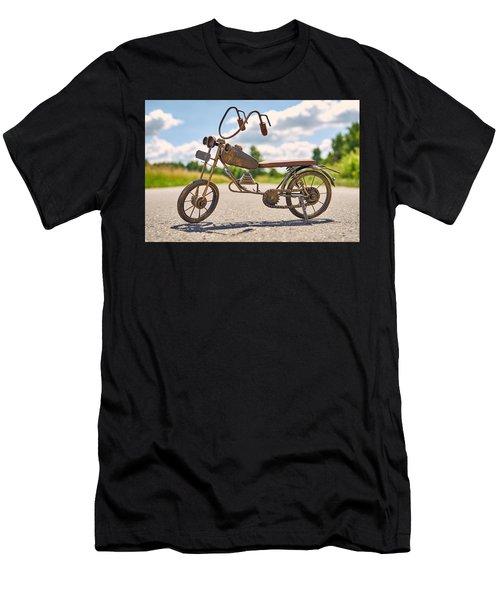 Scrawny Men's T-Shirt (Athletic Fit)