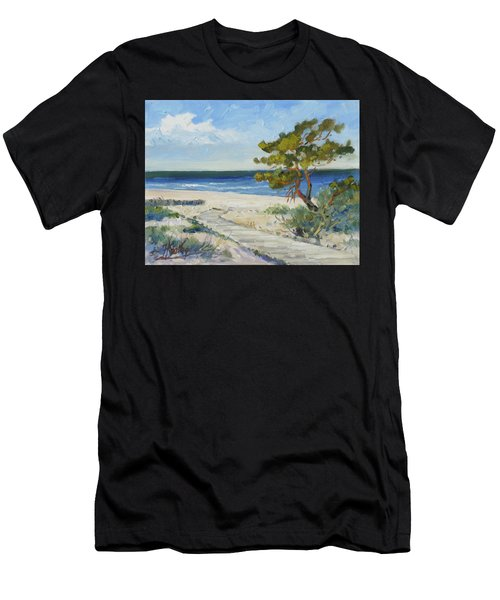 Sea Beach 6 - Baltic Men's T-Shirt (Athletic Fit)