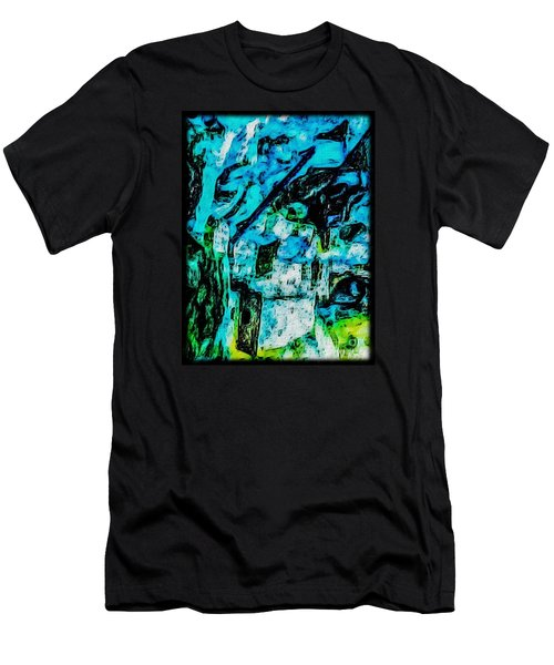 Sea Changes Men's T-Shirt (Athletic Fit)