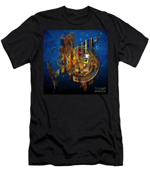 Sea Fish Men's T-Shirt (Athletic Fit)