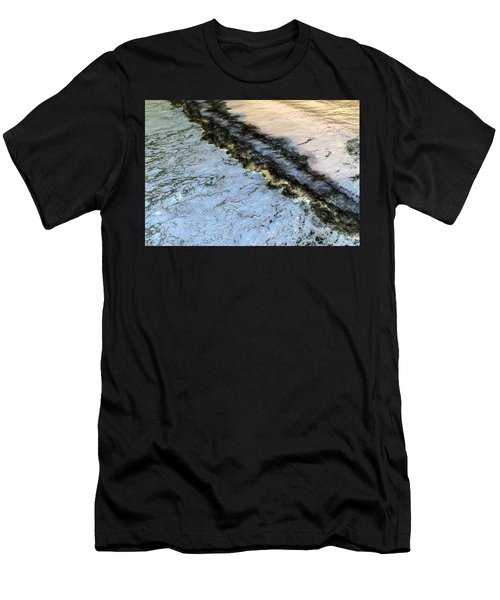 Sea Foam Pit Men's T-Shirt (Athletic Fit)