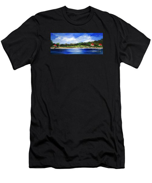 Sea Hill Houses - Original Sold Men's T-Shirt (Athletic Fit)