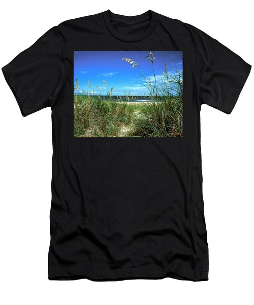 Sea Oat Dunes 11d Men's T-Shirt (Athletic Fit)
