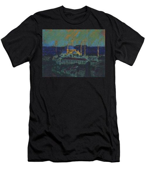 Sea Of Marmara Men's T-Shirt (Athletic Fit)