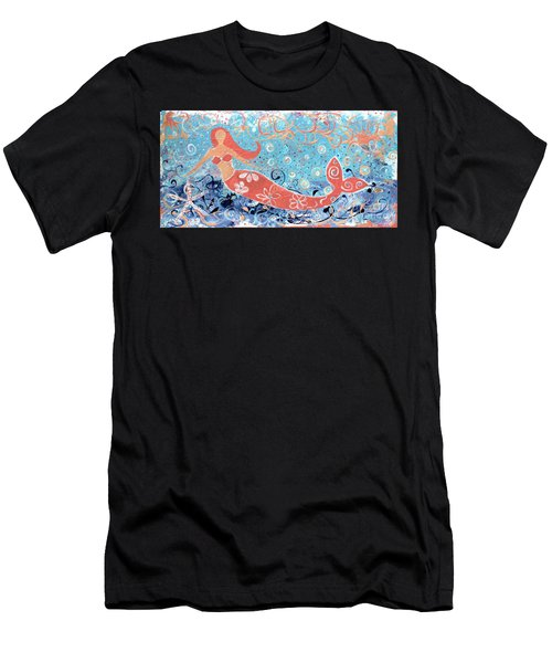 Sea Siren Men's T-Shirt (Athletic Fit)