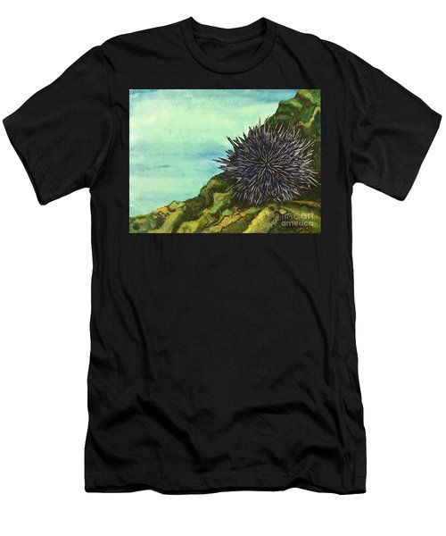 Sea Urchin   Men's T-Shirt (Athletic Fit)