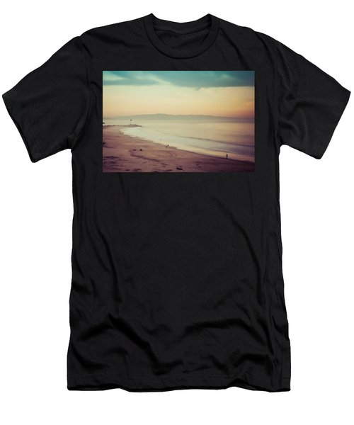 Seabright Dream Men's T-Shirt (Athletic Fit)