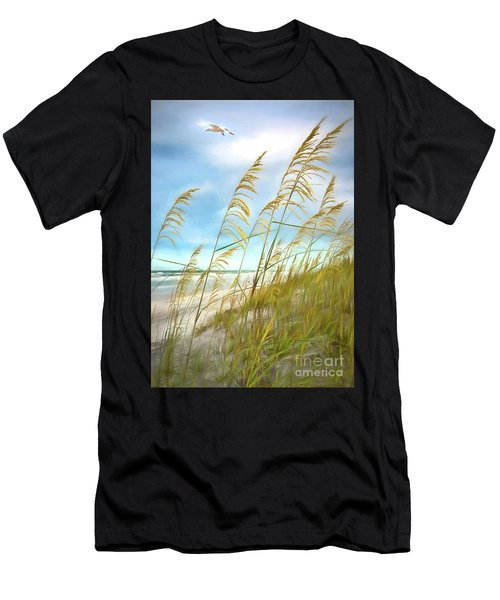 Seaoats Fantasy Men's T-Shirt (Athletic Fit)