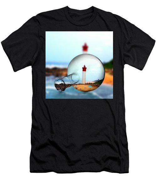Seaside Men's T-Shirt (Athletic Fit)