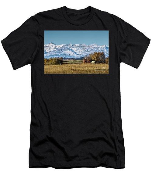 Season's End Men's T-Shirt (Athletic Fit)