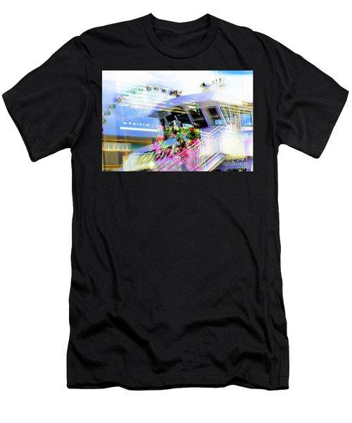 Seattle Washington 3 Men's T-Shirt (Athletic Fit)