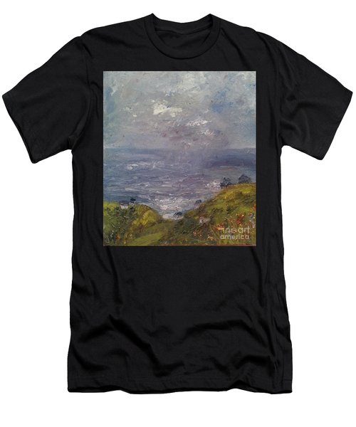Seaview Men's T-Shirt (Athletic Fit)