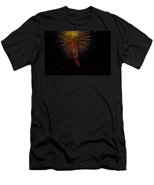 Seaworld Fireworks 3 Men's T-Shirt (Athletic Fit)