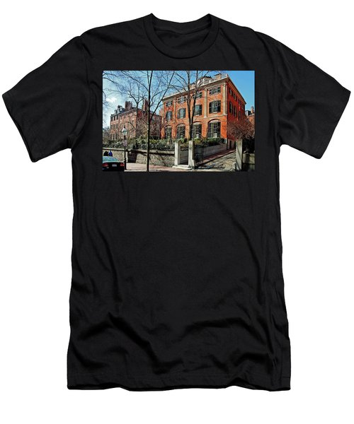 Second Harrison Gray Otis House  Men's T-Shirt (Athletic Fit)