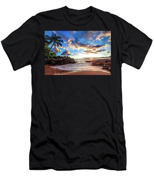 Secret Beach Men's T-Shirt (Athletic Fit)