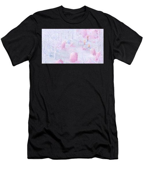 Secret Of Mana Men's T-Shirt (Athletic Fit)