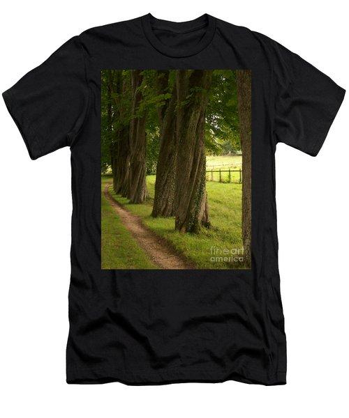 Secret Path Men's T-Shirt (Athletic Fit)